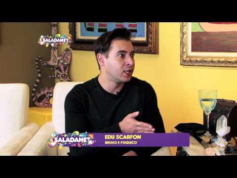 Maura Roth entrevista o Bruxo Edu Scarfon