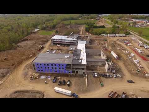 New School Construction, May 17th, 2018