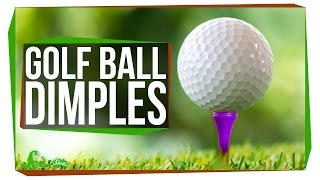 Why Do Golf Balls Have Dimples? by  SciShow