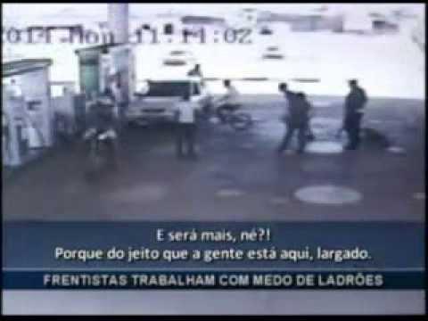 Posto de gasolina em Santa Maria é assaltado cinco vezes só neste ano