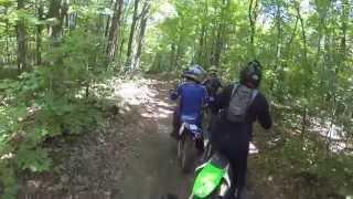7. 2007 Kawasaki KL250 Super Sherpa Ride