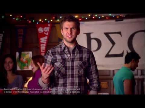 AIU Beer Pong – Commercial