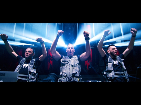 MINUS MILITIA - HARD BASS 2017 AFTERMOVIE (видео)
