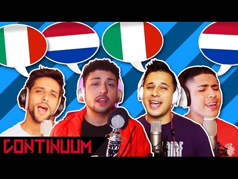Dutch AND Italian in one song? How will that work? (Continuum community)