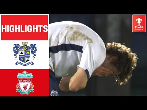 Liverpool Put On Strong Display To Progress! Bury 1-5 Liverpool | FA Youth Cup 18/19