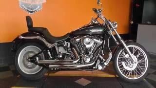 3. 069879 - 2006 Harley Davidson Softail Deuce FXSTDI - Used motorcycles for sale