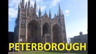 Peterborough United Kingdom  city photo : Peterborough (Cambridgeshire, England, UK)