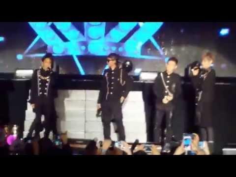 """[FANCAM] 140323 Teen Top in NYC – CAP's """"Sexy"""" Dance"""