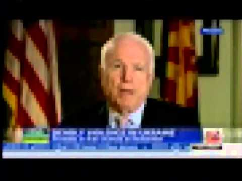 SENATOR JOHN McCAIN ON CNN'S PIERS MORGAN TONIGHT 2-20-14