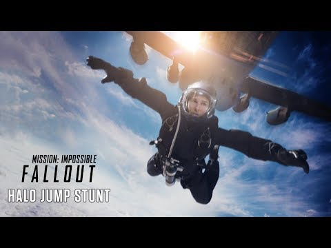 Misión: Imposible - Fallout - Mission: Impossible-HALO Jump Stunt Behind The Scenes?>