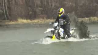 1. 2014 Husqvarna TE300 - Ridden to destruction test