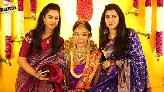 Nadamuri Bala Krishna Daughters at her Friends Marriage !