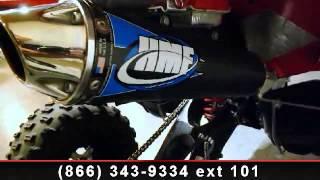 8. 2011 Yamaha YFZ 450 X SE - RideNow Powersports Peoria - Peo