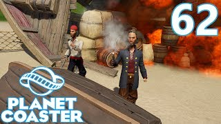 After finishing the battle scene, I need ideas for the rest of the track! Planet Coaster® - the future of coaster park simulation games has arrived! Surprise...