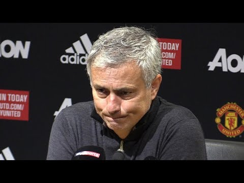 Manchester United 2-1 Liverpool - Jose Mourinho Full Post Match Press Conference - Premier League (видео)