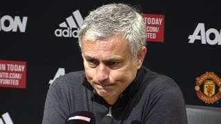 Video Manchester United 2-1 Liverpool - Jose Mourinho Full Post Match Press Conference - Premier League MP3, 3GP, MP4, WEBM, AVI, FLV Maret 2018