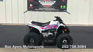 7. 2019 Yamaha YFZ50