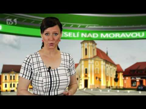 TVS: Zpravodajství Veselí nad Moravou - 10. 5. 2016