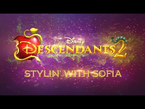 Descendants 2 (Behind the Scenes 'Stylin' with Sofia Carson')