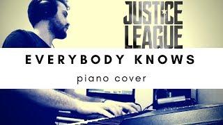 Video Everybody Knows - Sigrid/Leonard Cohen - Justice League Soundtrack - Piano Cover MP3, 3GP, MP4, WEBM, AVI, FLV Januari 2018