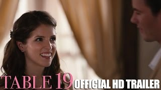 Trailer of Table 19 (2017)