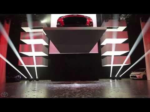 คลิปงานเปิดตัว Altis 2014 ที่อเมริกา All New Toyota Corolla Altis 2014 Reveal US model