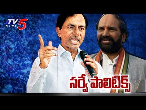 TPCC Chief Uttam Kumar Reddy Strikes Off CM KCR Survey as Bogus