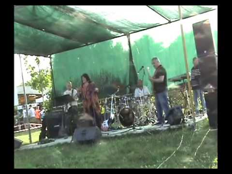 Jumping Jack Flash - Rolling Stones Cover - I Ratti della Sabina Live (видео)