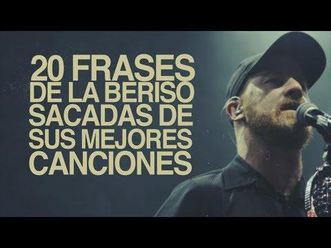 Frases para fotos - 20 Frases de La Beriso sacadas de sus mejores canciones