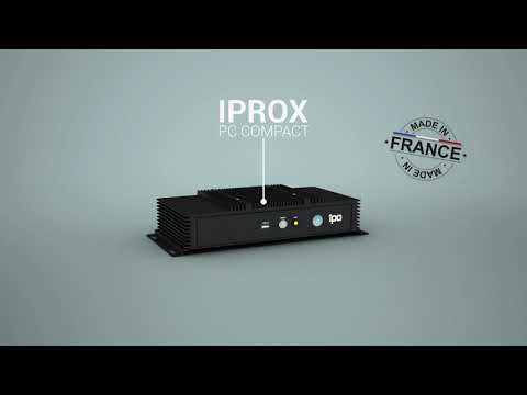 IPROX CIB - Compact Fanless PC - Industrial PC