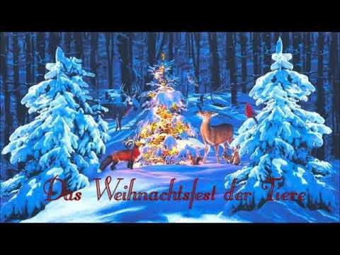 [Das Weihnachtsfest der Tiere] Hörbuch, Wintermärchen