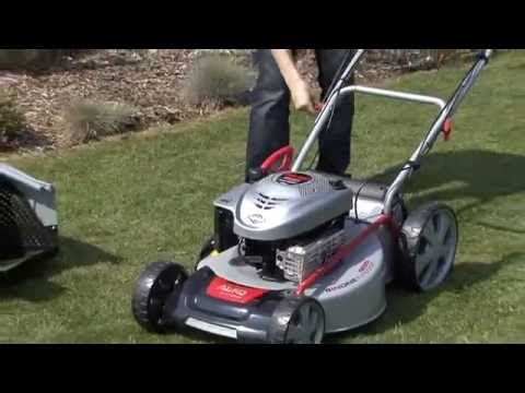 AL-KO 520BR Premium Lawn Mower - www.thegreenreaper.co.uk