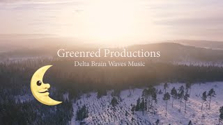 Binaural Beats Relaxing Music with Delta Brain Waves, Sleep Meditation Music