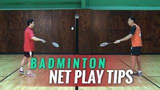 Video Badminton Tips - Net Play - Coach Andy Chong MP3, 3GP, MP4, WEBM, AVI, FLV November 2018