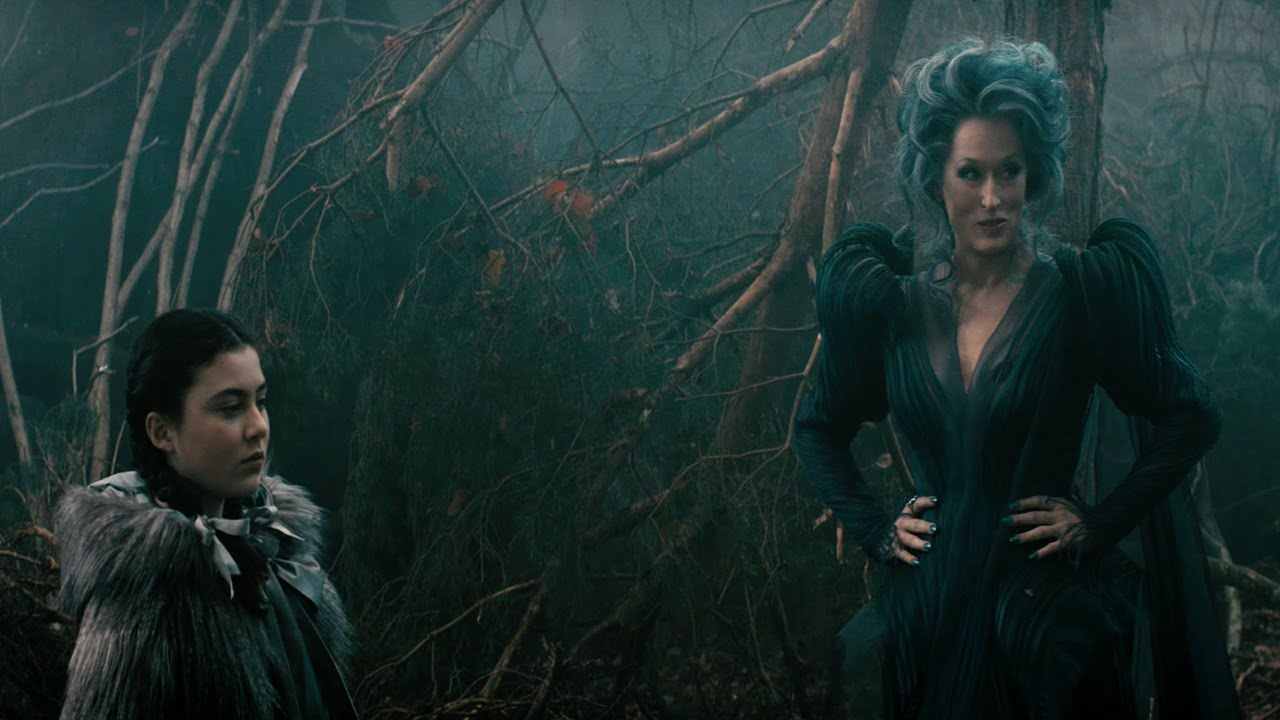 Movie Trailer:  Into the Woods (2014)