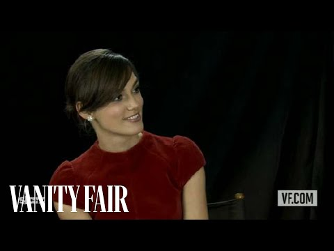 Keira Knightley Talks to Vanity Fair's Krista Smith About the Movie