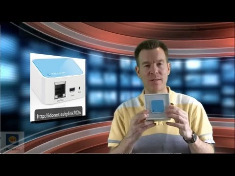 TP-Link TL-WR702N Wireless N150 Nano Travel Router review