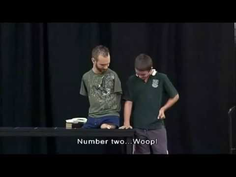 Nick Vujicic   DVD Part 1 11