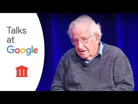 Noam Chomsky 2017   Talks at Google
