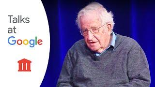 noam chomsky  talks at google