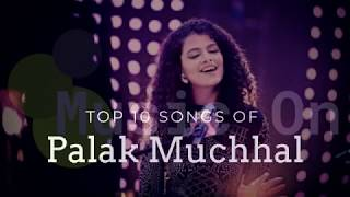Video Best of palak muchhal |Top 10  bollywood hits songs |JUKEBOX download in MP3, 3GP, MP4, WEBM, AVI, FLV January 2017