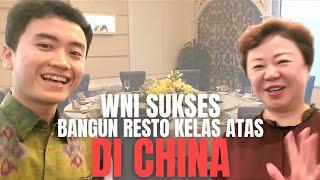 Video WNI ini sukses bangun restoran kelas atas di Tiongkok! MP3, 3GP, MP4, WEBM, AVI, FLV November 2018