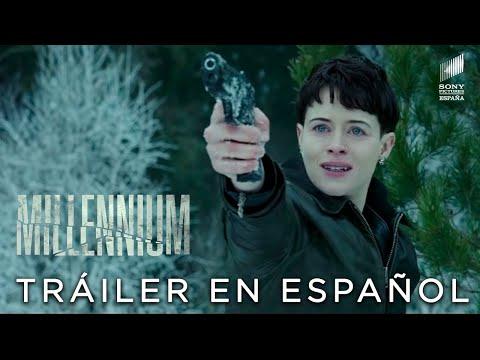 Millennium: Lo que no te mata te hace más fuerte - Tráiler Internacional HD?>