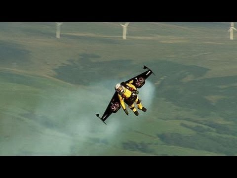 rocket - Incredible action clip from Top Gear series 18 episode 5, in which Richard Hammond races rocket-powered flying man Yves Rossy against a rally-spec Skoda. Sub...