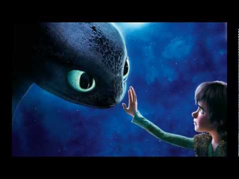 how to train your dragon - Flying theme