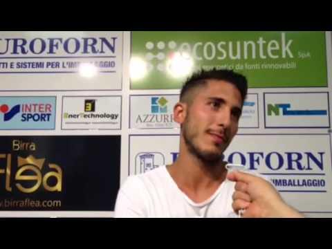 La squadra 14/15.Lorenzo Brescia