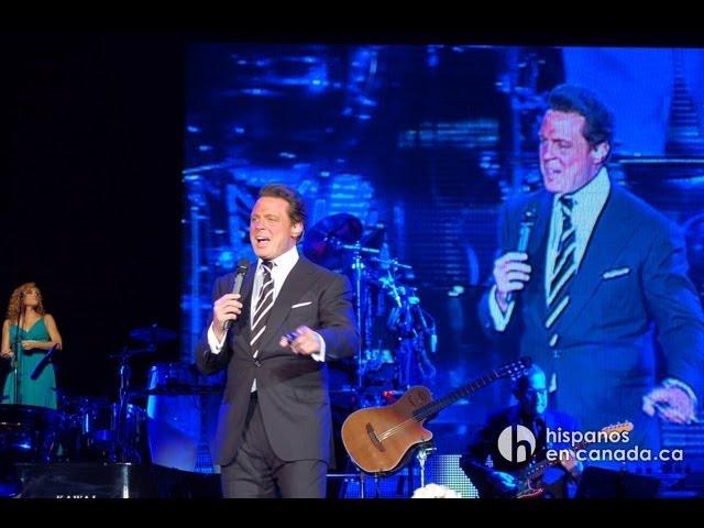 Hispanos En Canada - Luis Miguel Concert in Toronto