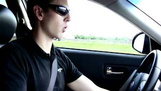 Infiniti FX35 Review And Drive