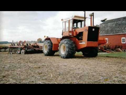Allis - A video of Allis Chalmers Tractors and Combines.
