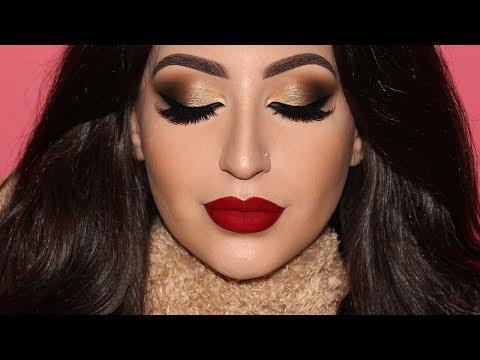 Arabian Inspired Makeup Tutorial | Melissa Samways